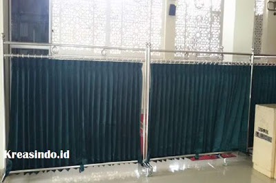 Jasa Hijab Masjid untuk Wilyah Serang Banten
