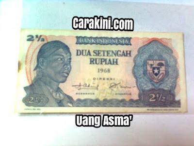 Uang Asma'