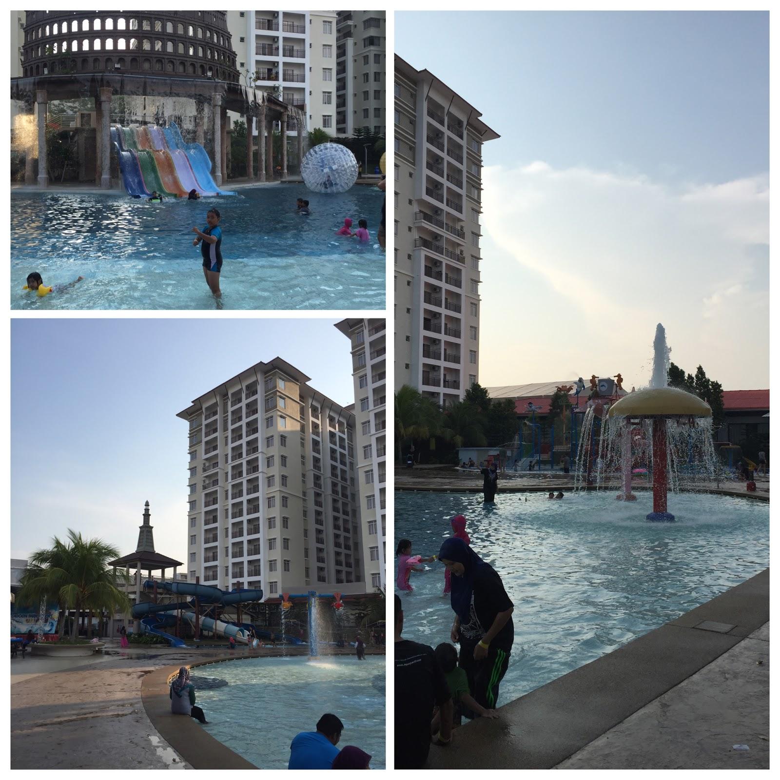 Bayou Park Apartments: Idaman Hati: Promosi Baucer Penginapan Apartment 2 Bilik