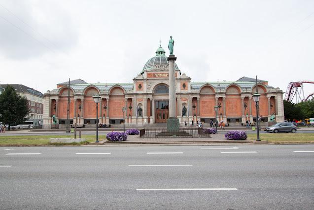 Parco Tivoli-Copenhagen