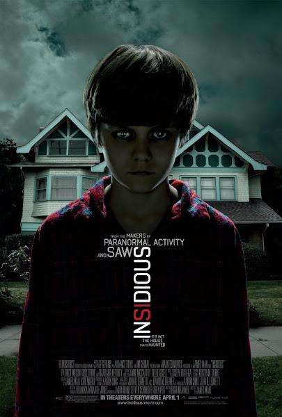 Poster of Insidious 2010 Dual Audio [Hindi-English] 1080p BluRay ESubs Download