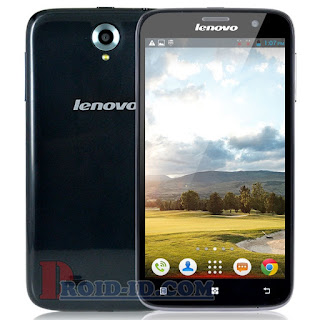 Cara Flashing Lenovo A580i Bootloop