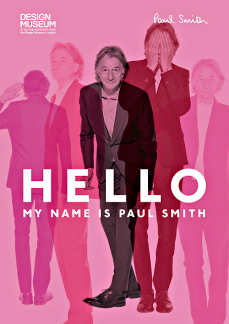 ポール・スミス展「HELLO,MY NAME IS PAUL SMITH」