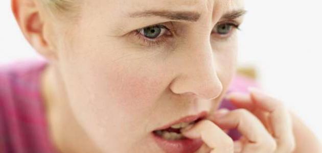 أنواع الخوف:الخوف منذ الطفولة -الخوف في سن المراهقة-الخوف عند النساء-الخوف عند الرجال