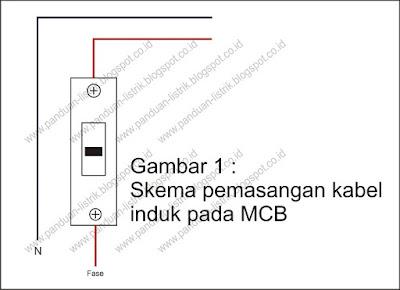 pemasangan MCB