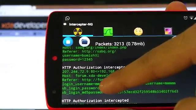 تعرف على أخطر تطبيق لإختراق الأجهزة المتصلة معك بشبكة الواي فاي
