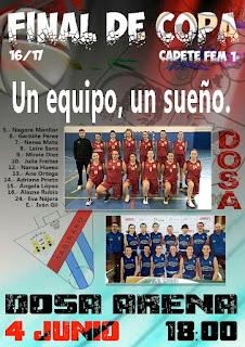 Baloncesto | Las junior del Barakaldo EST y las cadetes del Dosa buscan la Copa de Bizkaia