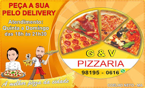 PIZZARIA G&V
