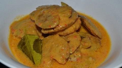 The Most Delicious Padang Jengkol Goulash Cooking Recipe