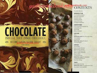Chocolate encyclopedia, chocoholic  bible