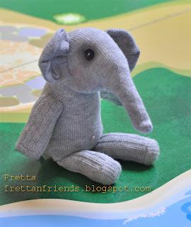 Sock Elephant