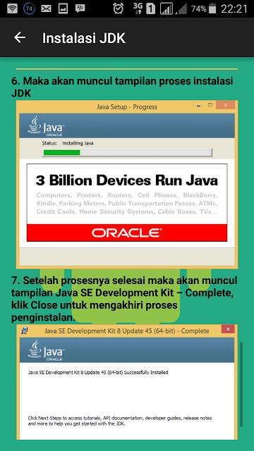 Belajar Android (tutorial)Install JDK Windows 10