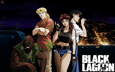 Black Lagoon -Lục Địa Đen