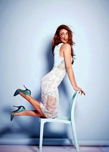 Ileana D'Cruz in sexy see-through skirt & top