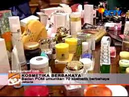 70 kosmetik berbahaya menurut bpom,