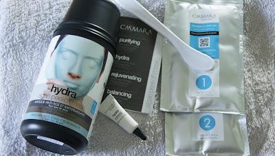 Casmara Hydra Algae Peel-Off Mask Review