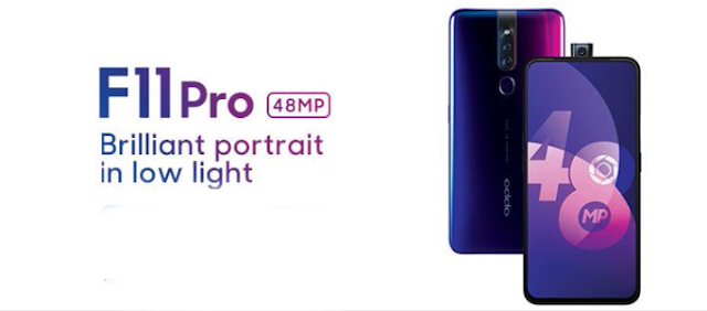 Oppo F11 Pro india launched,price specifications