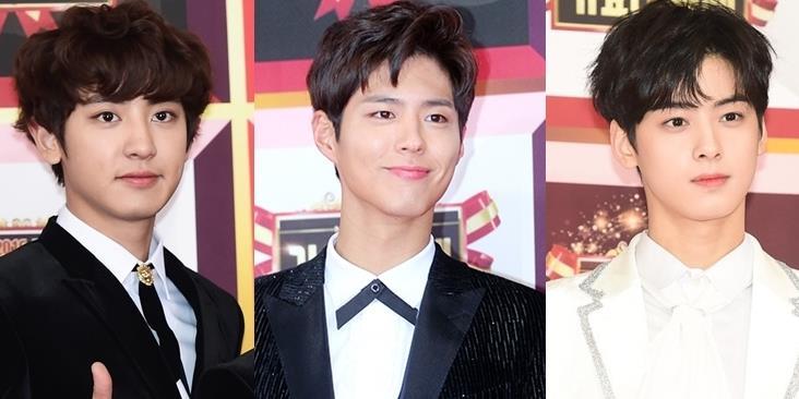 Park Bo Gum lịch lãm ăn đứt dàn mĩ nam Kpop
