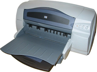 Image HP Deskjet 1180c Printer Driver