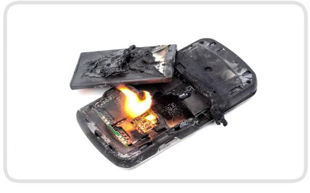 Batería Explosivas