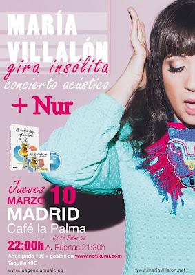 María Villalón + Nur