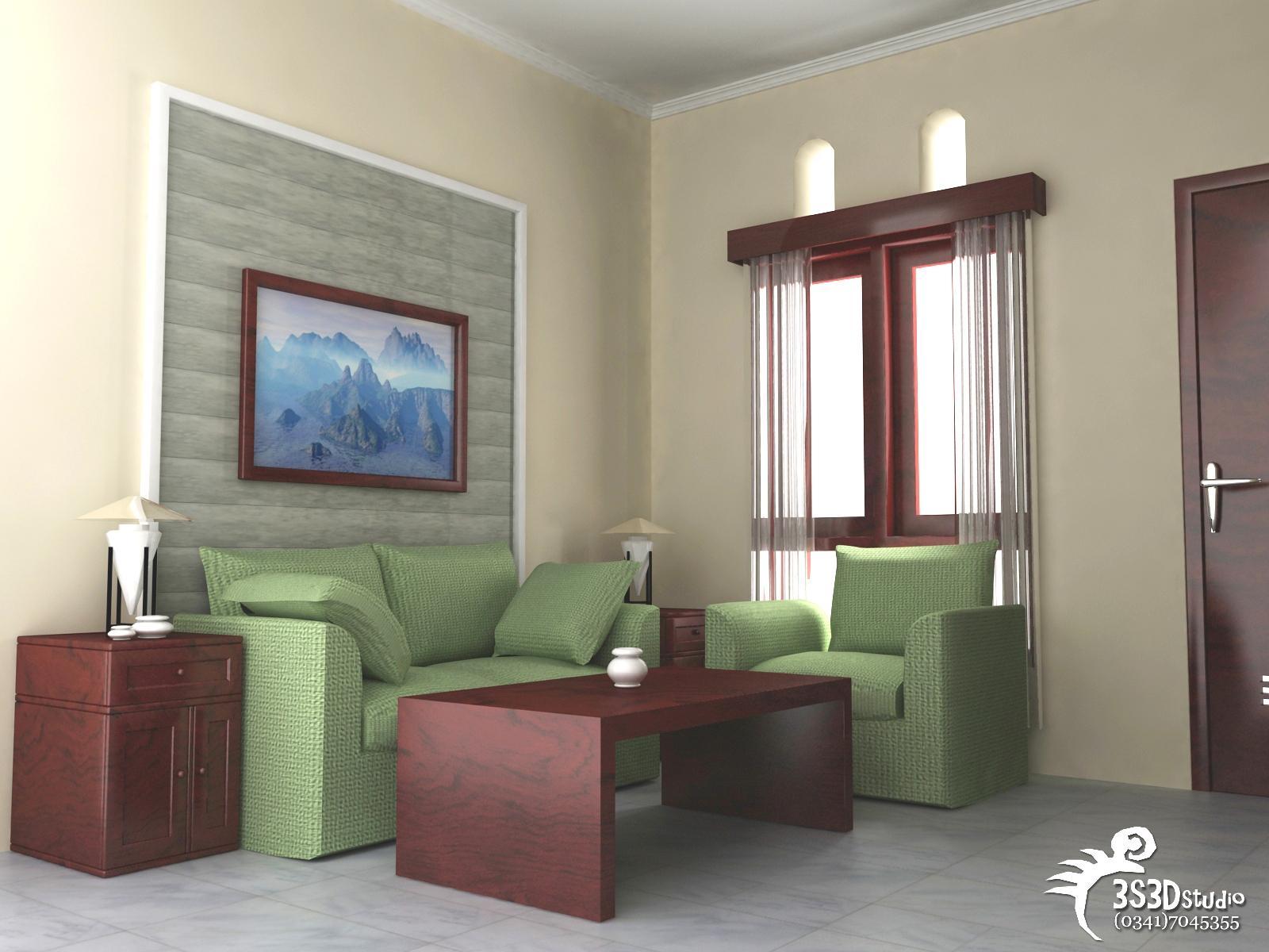 Ruang Tamu Kecil 2015 & Tips Menata Ruang Tamu Kecil dan Sempit - Rumah