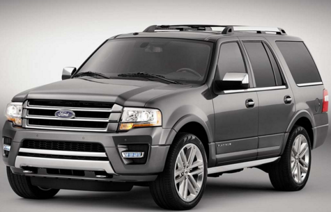 2017 Ford Expedition Diesel
