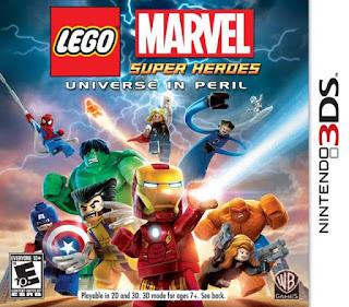 LEGO Marvel Super Heroes Universe in Peril 3DS ROM Cia - isoroms com