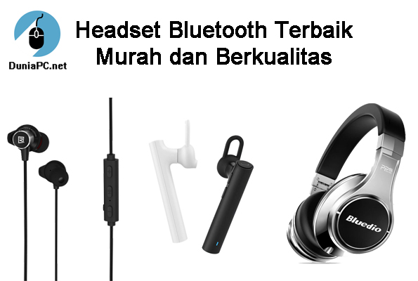 Headset Bluetooth Wireless Terbaik Murah