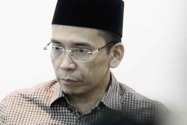 TGB: Jangan Benturkan Islam dan Nasionalisme