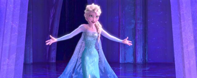 Elsa Saudades De Voces: Frozen Uma Aventura Congelante