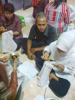 pelatihan batik dinas ukm