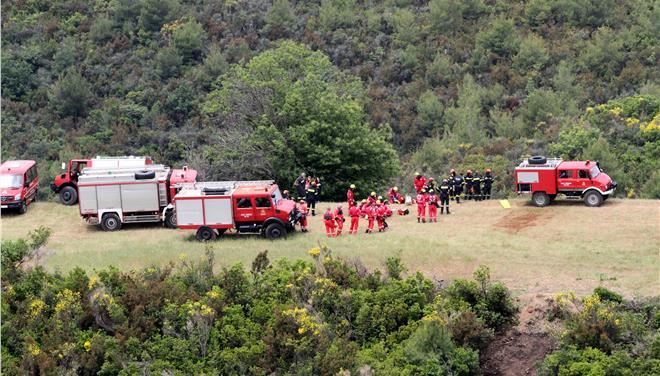 Επιχείρηση διάσωσης για γυναίκα στην ορεινή  Χαλκιδική