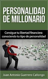 Descargar ebook inversiones gratis Personalidad de Millonario Consigue libertad financiera