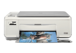 Image HP Photosmart C4280 Printer Driver