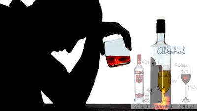 Efek Samping Alkohol Bahkan Setelah Bertahun Berhenti Menggunakannya