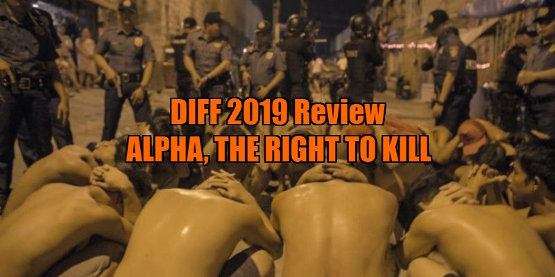alpha: the right to kill review