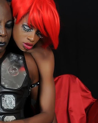 Fine Girl No Action - article by Charly Boy Oputa