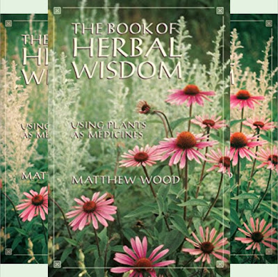 Matthew Wood's Book: Using Plants as Medicines - The Healing 'Power' of Herbs - Naturopathy - 592 Pages