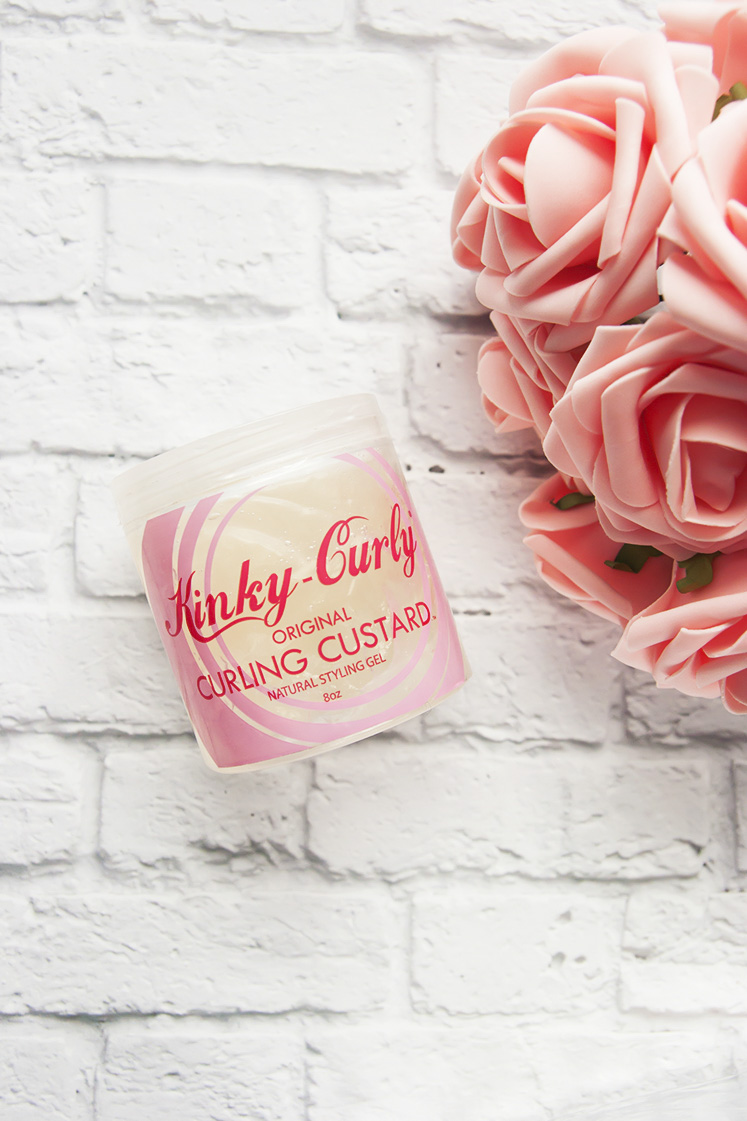 Kinky-Curly Original Curling Custard Natural Styling Gel