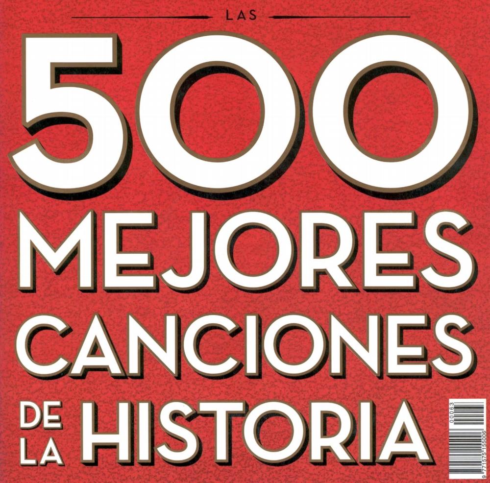 Las 500 mejores canciones de la historia según la revista Rolling Stone