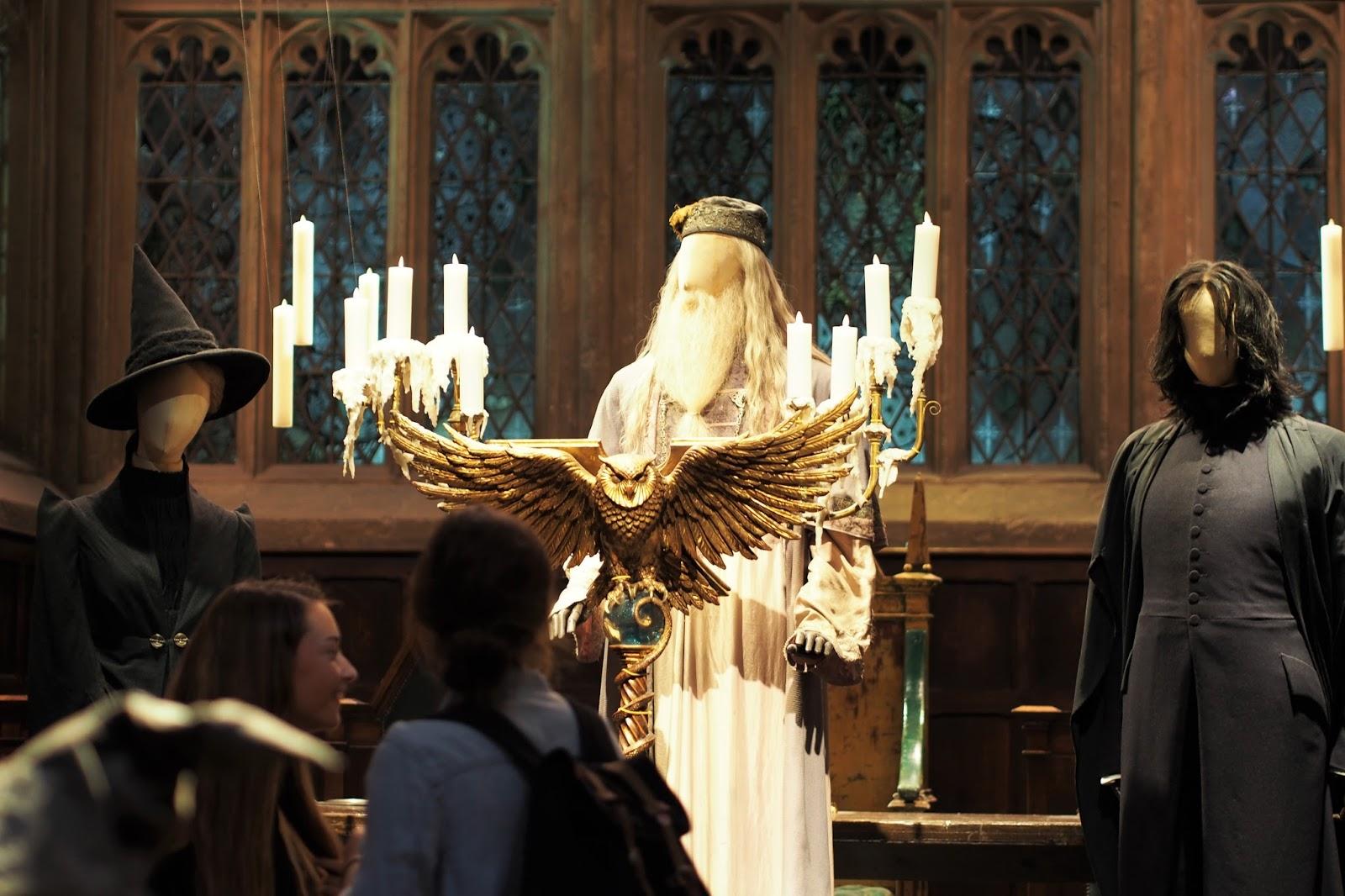 Harry Potter Opettajat