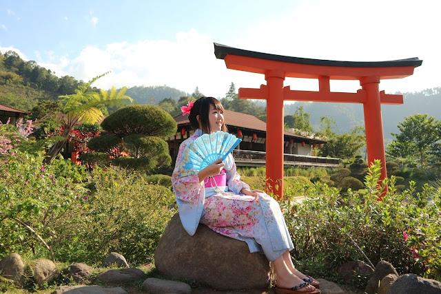 Menikmati Suasana Jepang di The Onsen Resort #MeisUniqueBlog