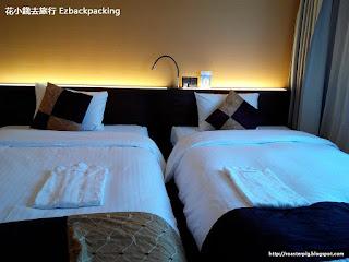 ホテル京阪札幌Hotel Keihan Sapporo triple room