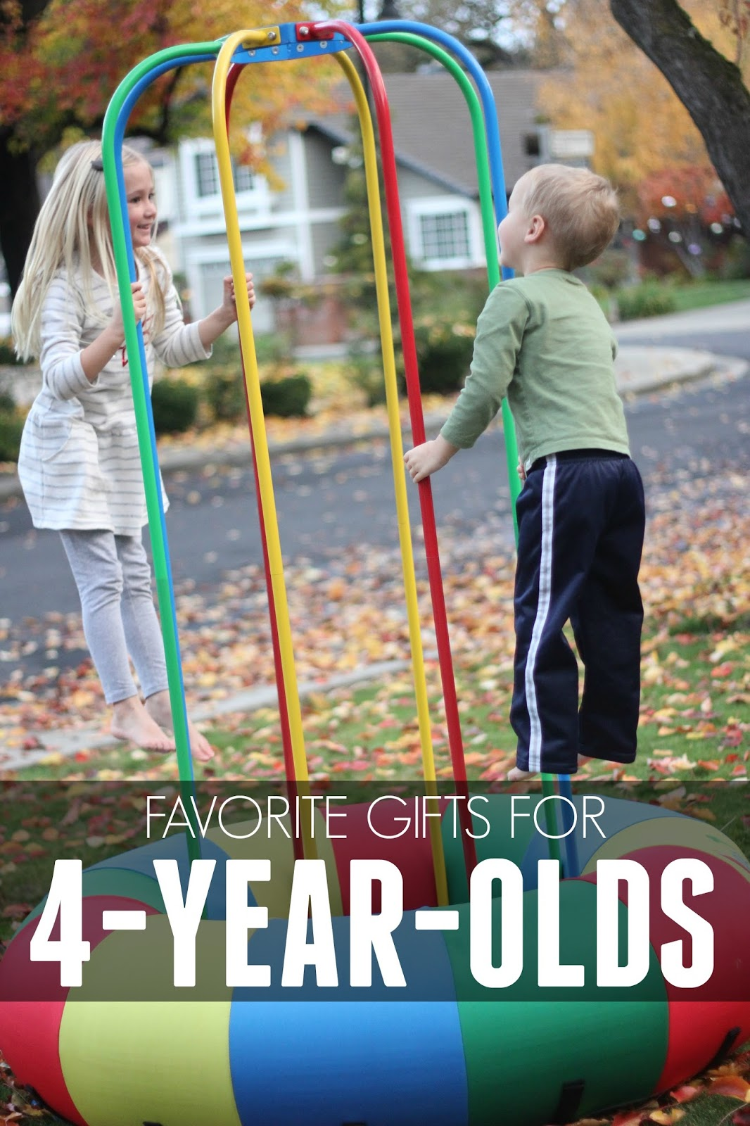 Toddler Approved Favorite Gifts For 4 Year Olds