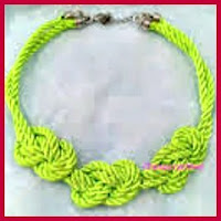 Collar fluor