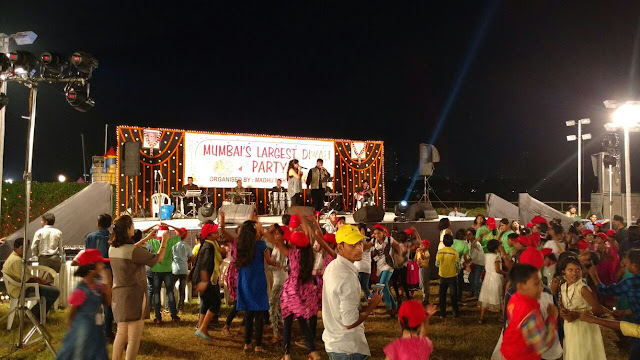 Madhu Mehta Foundation in association Salaam Bombay Foundation brings joy to over 1500 lesser privileged children at Mumbai's largest Diwali Party