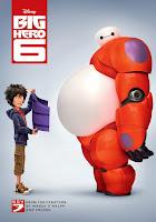 Big Hero 6 (2014) online y gratis