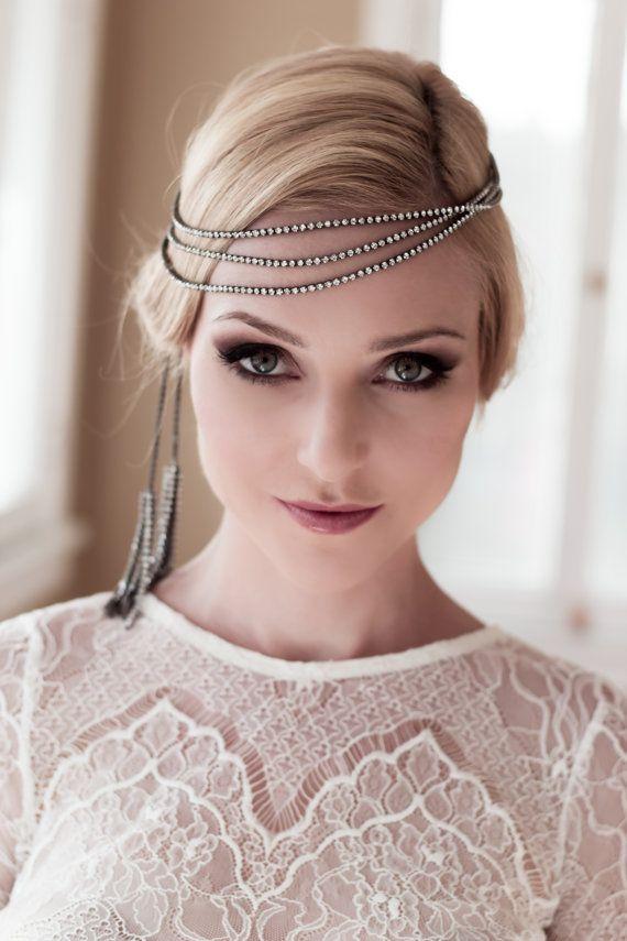 Formas de moda también accesorios para peinados Fotos de cortes de pelo tendencias - La moda en tu cabello: Peinados con accesorios para ...