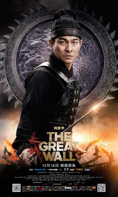 The Great Wall Movie Poster 15